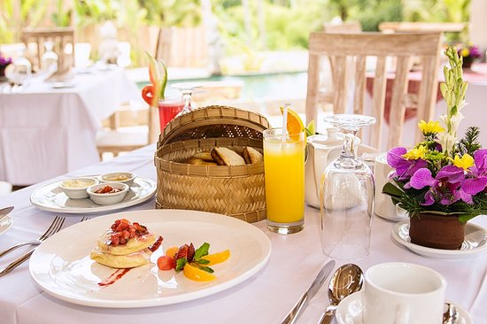 Atta Mesari Resort & Villas Breakfast - My First Trip To Bali And It Won't Be My Last
